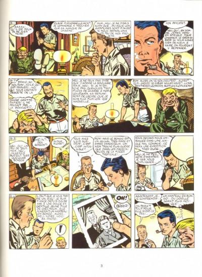 Page 2 Tiger Joe tome 3 - Le mystère des hommes léopards