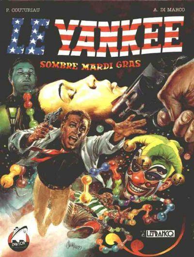 Couverture Le yankee tome 1 - sombre mardi gras