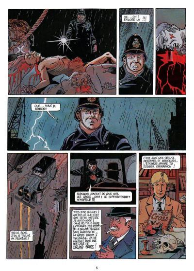 Page 1 Carland Cross tome 2 - le dossier carnarvon