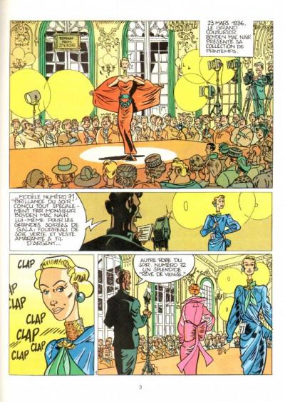 Page 1 Nero Wolfe tome 2 - la cassette rouge
