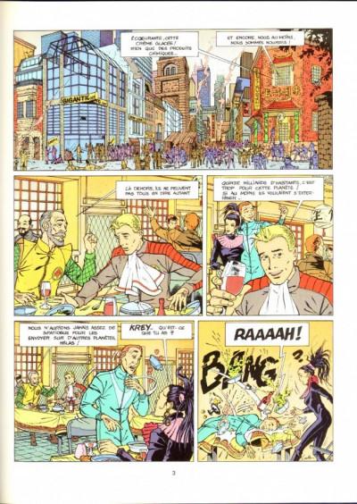 Page 1 Les poisons de mars tome 1