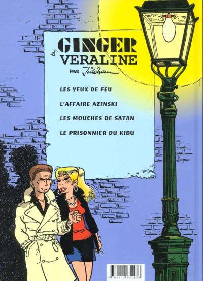 Dos Ginger tome 4 - Le prisonnier du kibu
