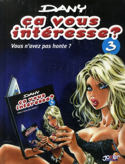 Couverture a vous intéresse ? tome 1 Pack 3 volumes tome 1 + tome 2 + tome 3