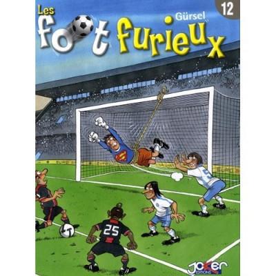 image de les foot furieux tome 12