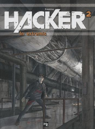 Couverture hacker tome 2