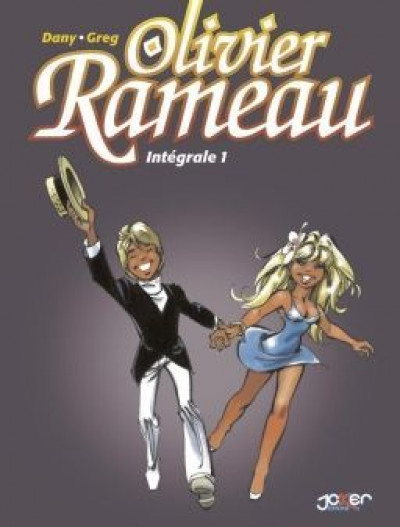 Couverture Olivier Rameau - Intégrale tome 1 (tome 1 à tome 3)