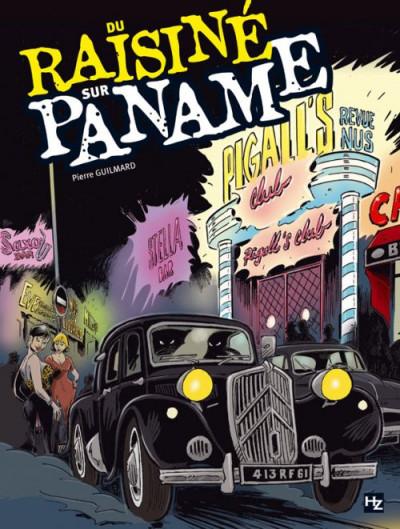Couverture les grands conteurs tome 2 - du raisiné sur Paname