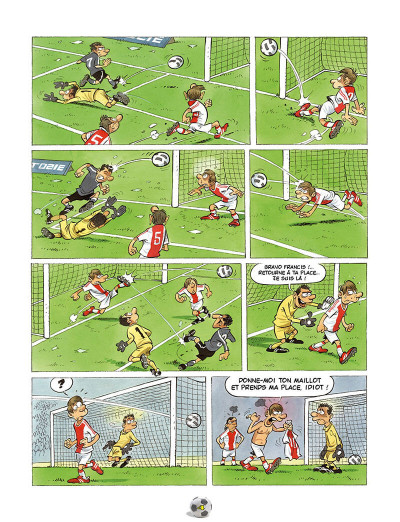 Page 7 Les Foot Furieux tome 15