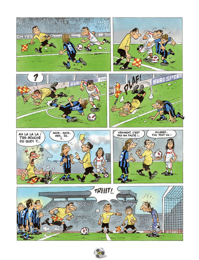 Page 8 Les Foot Furieux tome 15