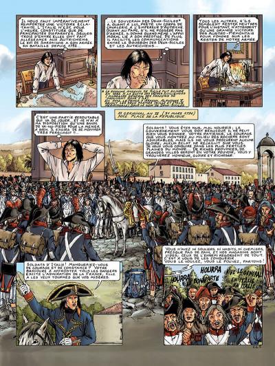 Page 0 Napoléon tome 3 - la conquête lombarde