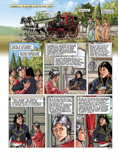 Page 6 Napoléon tome 3 - la conquête lombarde