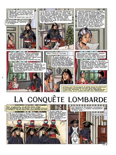 Page 7 Napoléon tome 3 - la conquête lombarde