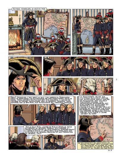 Page 8 Napoléon tome 3 - la conquête lombarde