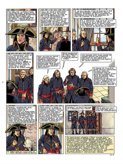 Page 9 Napoléon tome 3 - la conquête lombarde