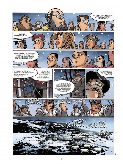 Page 0 l'autre terre tome 3 - oodgeroo