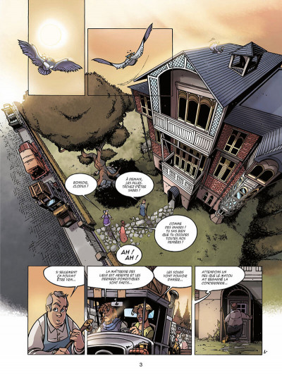 Page 6 l'autre terre tome 3 - oodgeroo