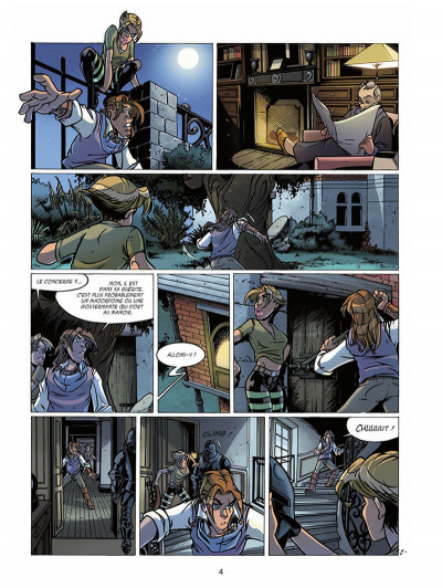 Page 7 l'autre terre tome 3 - oodgeroo
