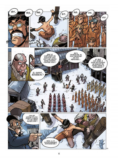 Page 9 l'autre terre tome 3 - oodgeroo