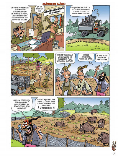 Page 0 Les chasseurs tome 3
