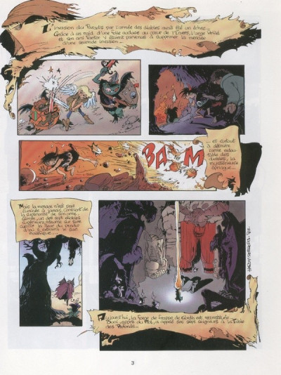 Page 1 Arkel tome 2 - Gordh
