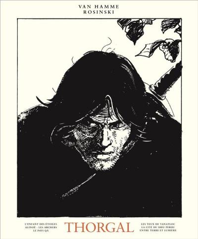 Couverture Thorgal - intégrale noir et blanc tome 2