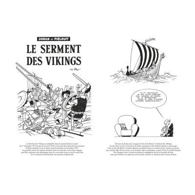 Page 1 Johan et Pirlouit - intégrale Niffle tome 2