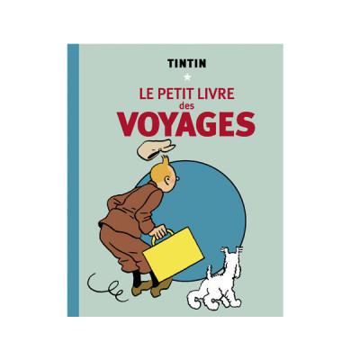 Page 1 tintin ; le petit livre des voyages