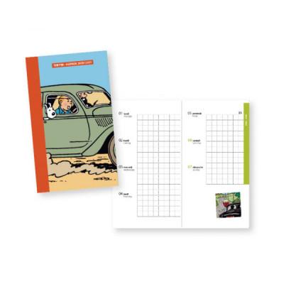 Page 1 Petit agenda Tintin 2020