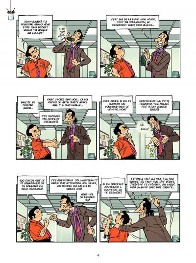 Page 3 caméra café tome 5 - c'est nous qui offre