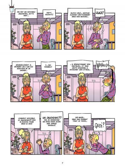Page 6 caméra café tome 5 - c'est nous qui offre