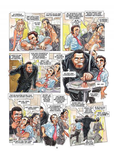 Page 5 caméra café tome 6 - tout baigne !