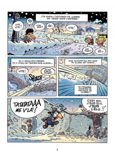 Page 3 le p'tit tome 3 - sarko moi, moi, moi (et moi)