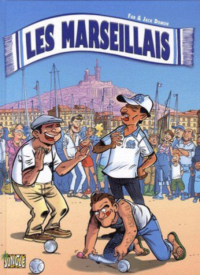 image de les marseillais