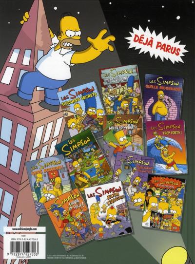 Dos les Simpson tome 12 - contre-attaque !