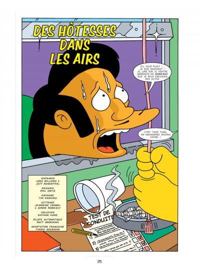 Page 1 les Simpson tome 12 - contre-attaque !