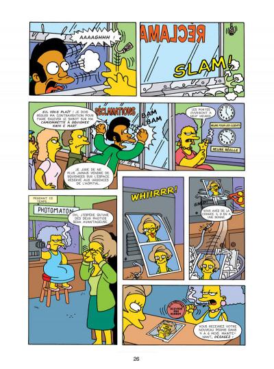 Page 2 les Simpson tome 12 - contre-attaque !