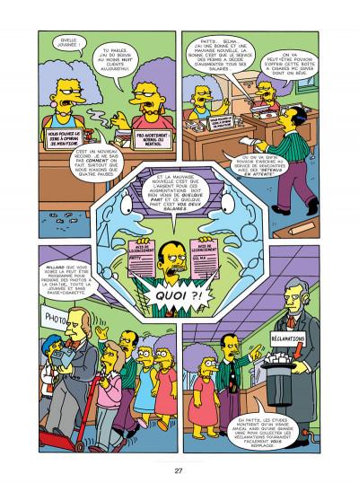 Page 3 les Simpson tome 12 - contre-attaque !