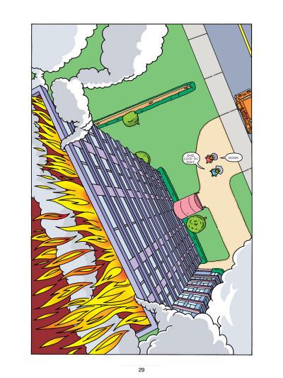 Page 5 les Simpson tome 12 - contre-attaque !