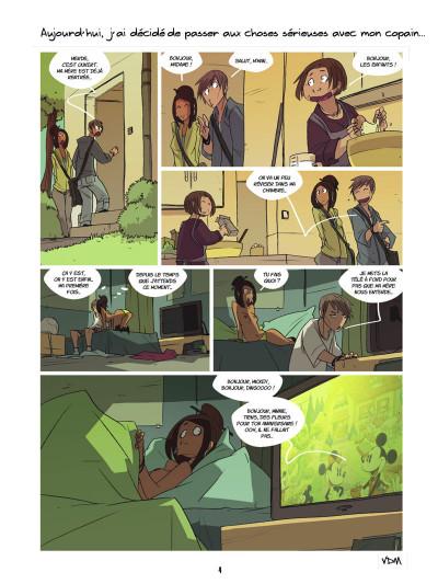 Page 2 vie de merde ; les premières fois