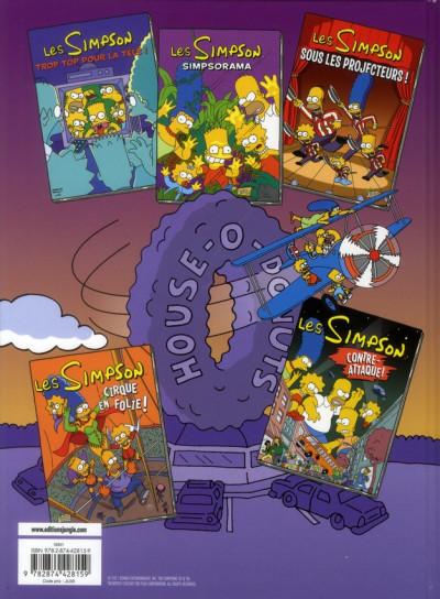 Dos les Simpson tome 16 - wingding