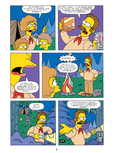 Page 2 les Simpson tome 15 - Simpsorama