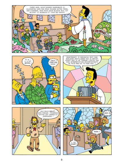 Page 5 les Simpson tome 15 - Simpsorama