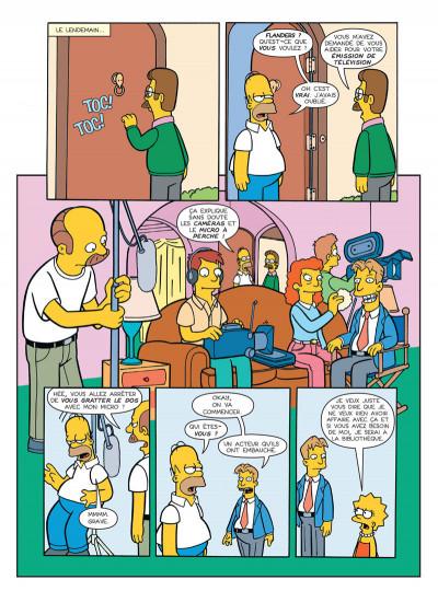 Page 5 les Simpson T.20 - dollars aux donuts