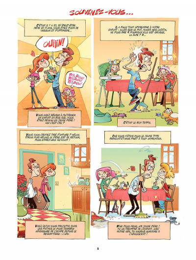 Page 2 j'ai un ado à la maison !  manuel de survie à l'usage des pères