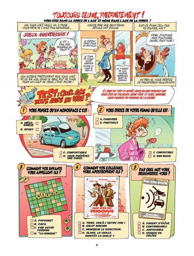 Page 3 j'ai un ado à la maison !  manuel de survie à l'usage des pères