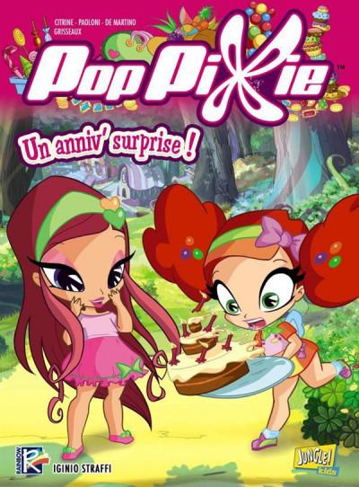 Couverture pop pixie tome 2