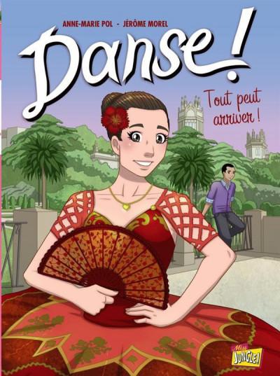 Couverture Danse ! tome 3 - tout peut arriver !
