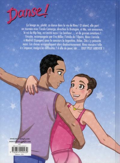 Dos Danse ! tome 3 - tout peut arriver !