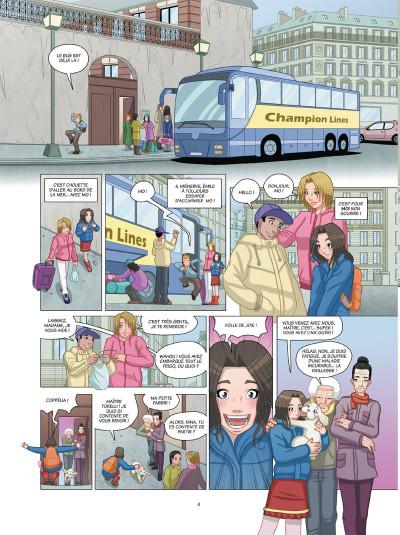 Page 2 Danse ! tome 3 - tout peut arriver !