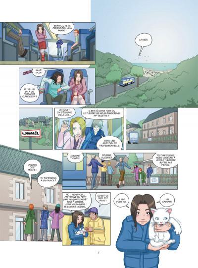Page 5 Danse ! tome 3 - tout peut arriver !